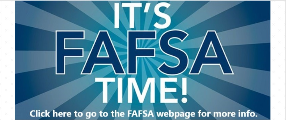it's fafsa time