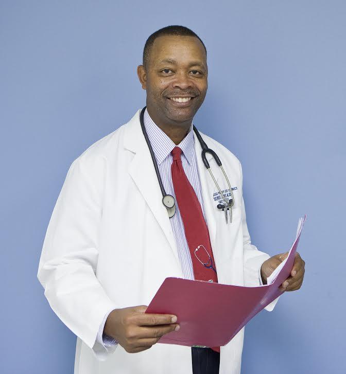 Dr. Derek Lewis