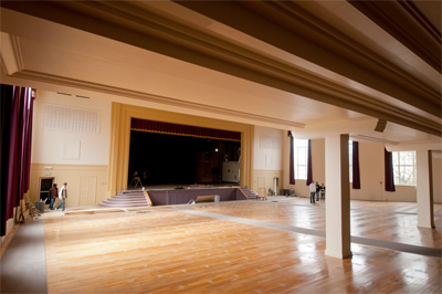 Ida Waldran Auditorium Renovation