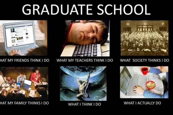 What is the Graduate School?