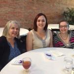 Susie Smith, Sierra Moon, and Meghan Stane