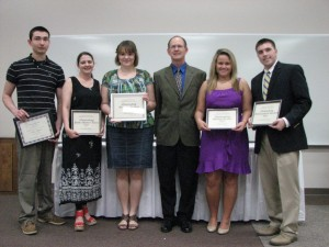 2013 Outstanding Students