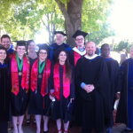 Spring 2014 Graduation