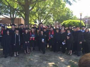 Congratulations to Spring 2015 Graduates