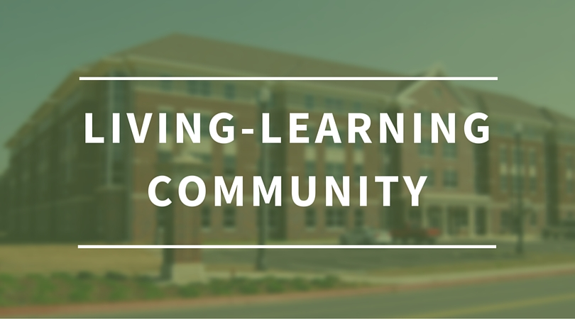 Living-Learning Community Button