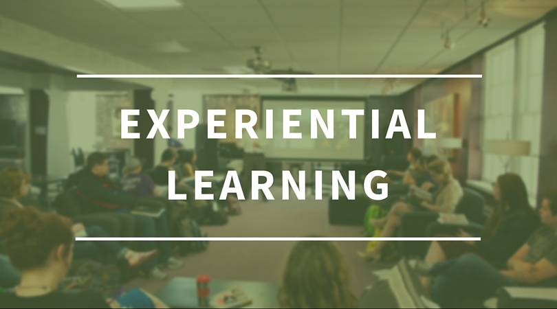 Experiential Learning Button