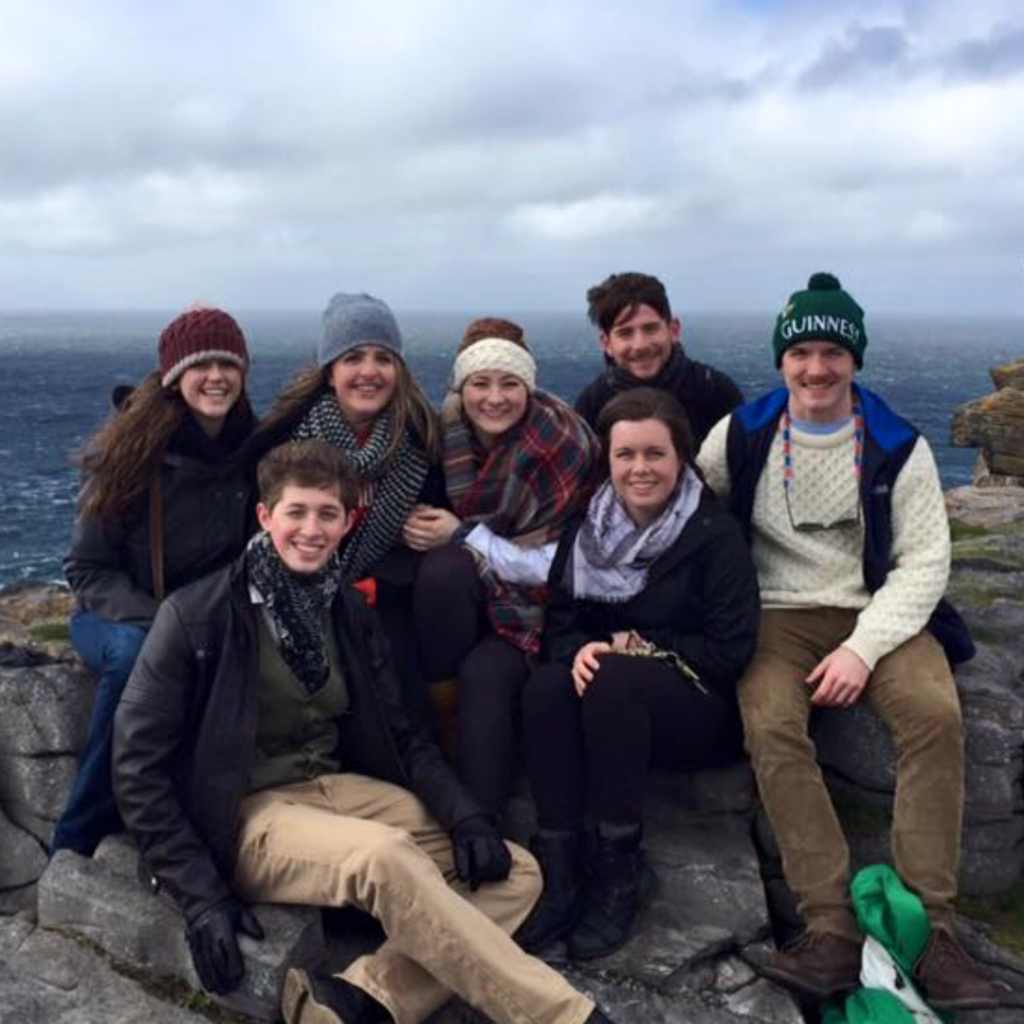 Irish Coffee, American Friends, & the Gift of Gab: A Spring Break in Ireland by Jamie Martin