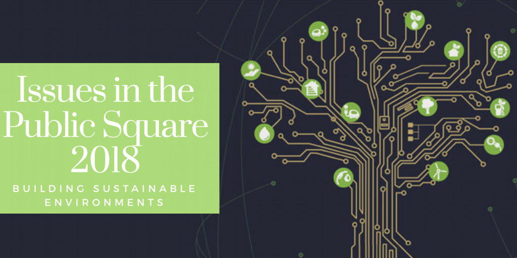 Issues in the Public Square 2018 image