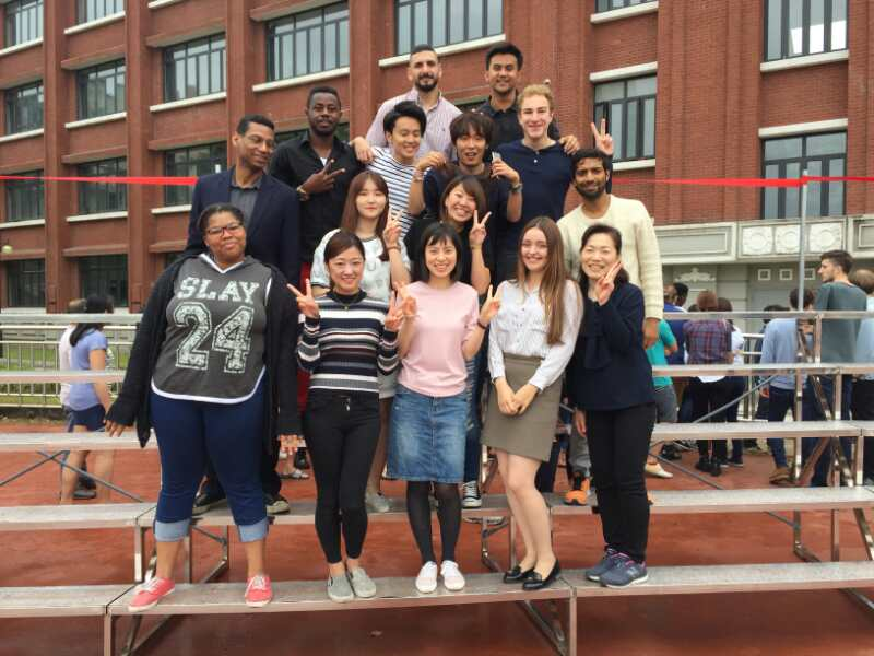 Adrienne Thompson:  Shanghai Language Immersion