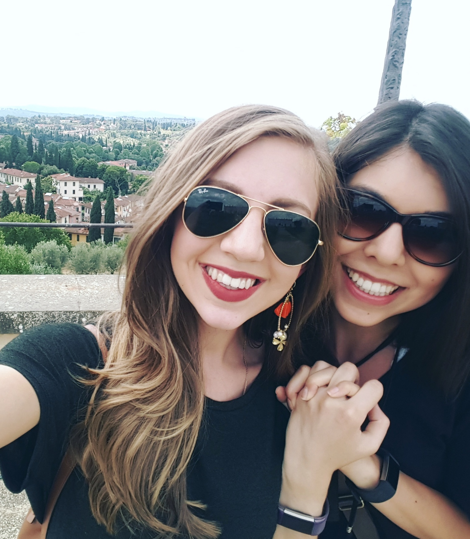 Lexi Bibbs - 500,000 Steps through Italy