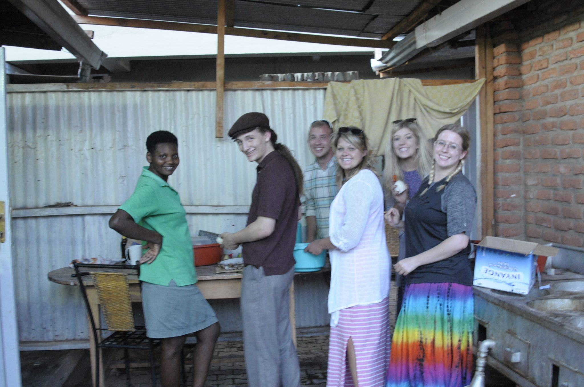 Russell Jeffrey:  Rwanda