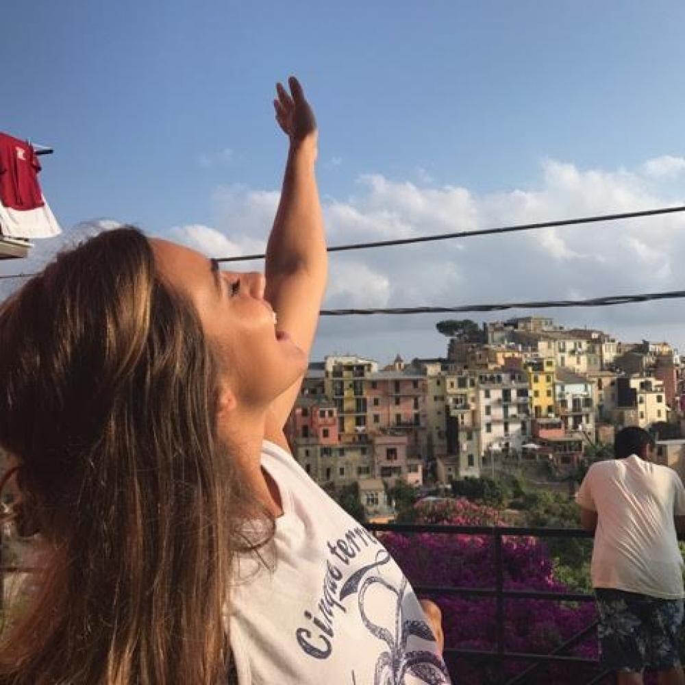 Maddie Tucker:  Fresh Start in Florence