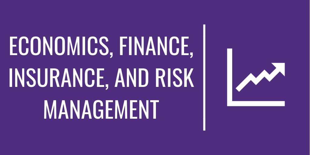 Economics, Finance, Insurance, and Risk Management (EFIRM)