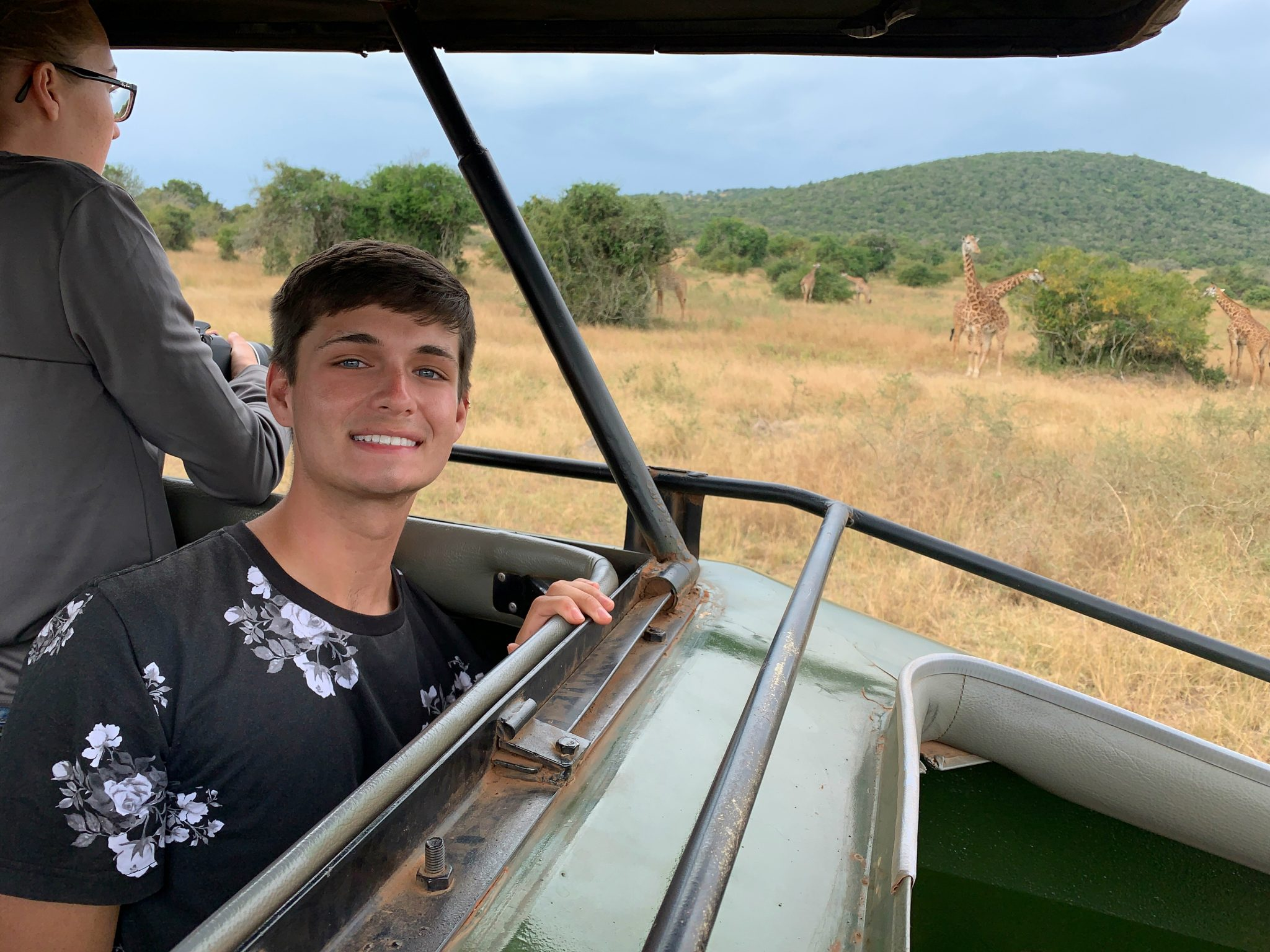 Blake Mitchell:  Science, Society, and Service-Learning in Rwanda