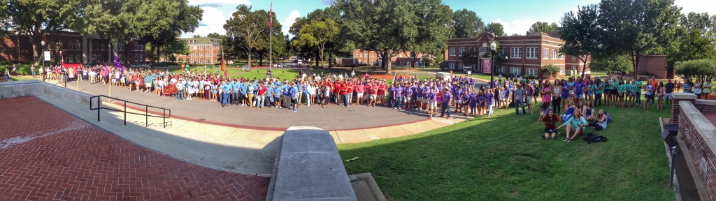 Fraternity Bid Day