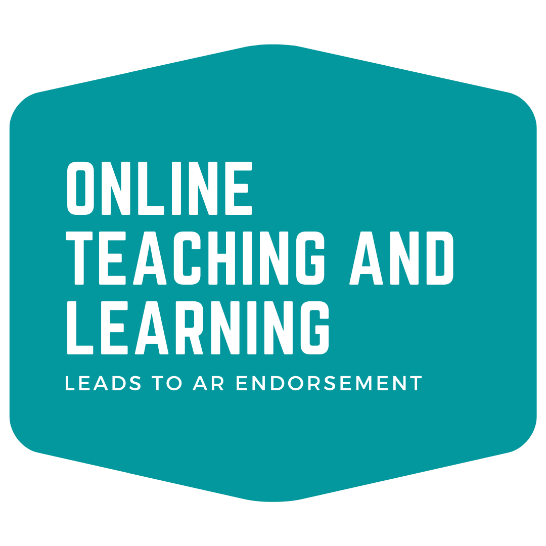 Online Teaching and Learning - Leads to Arkansas Endorsement