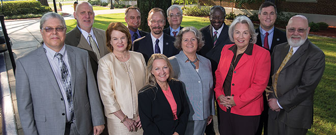 Academic Leadership Primed for Success