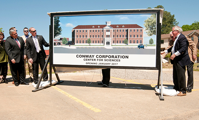 Conway Corporation Center for Sciences
