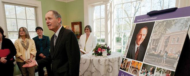 First Distinguished Dean Emeritus Named