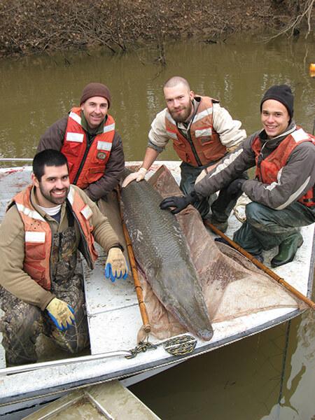 Arkansas River USFWS Group
