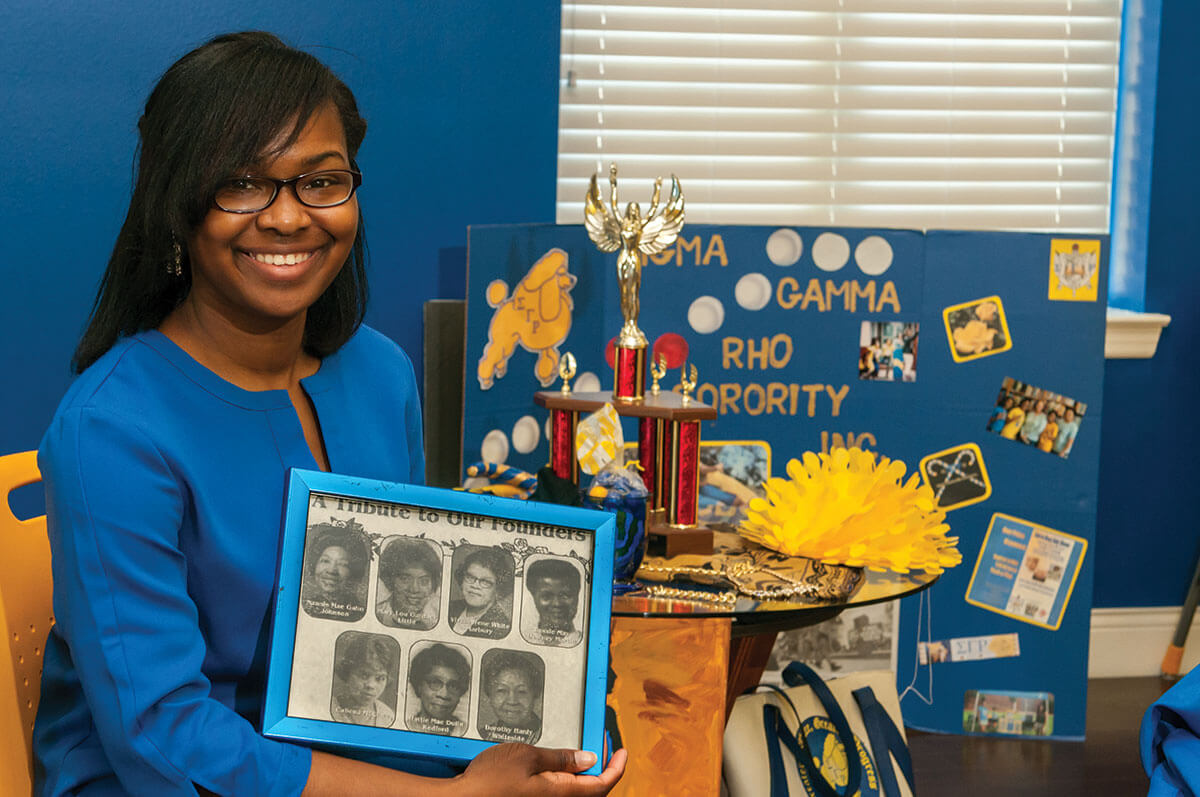 Sigma Gamma Rho Sorority, Inc.