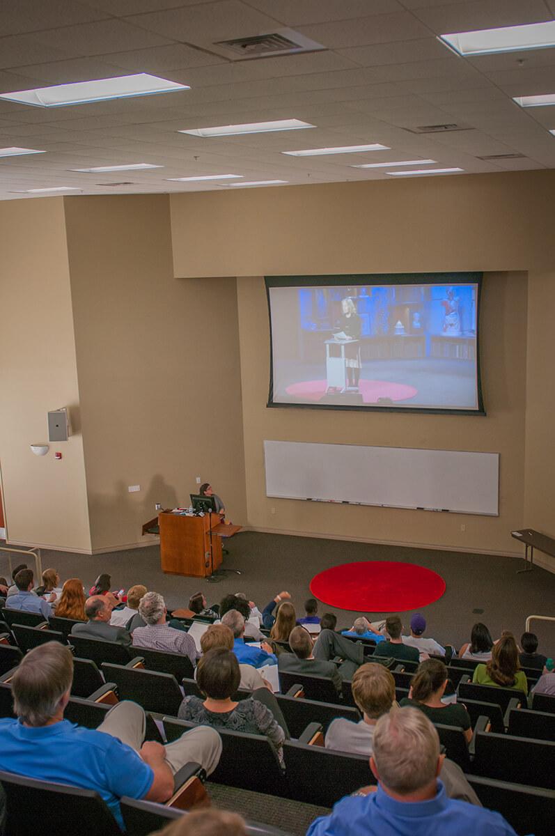 TEDxUniversityOfCentralArkansasSalon