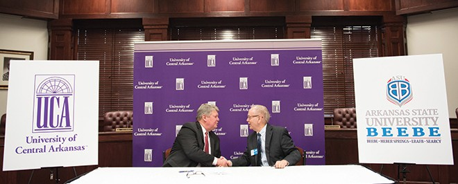 University Partnerships with Community Colleges on the Rise