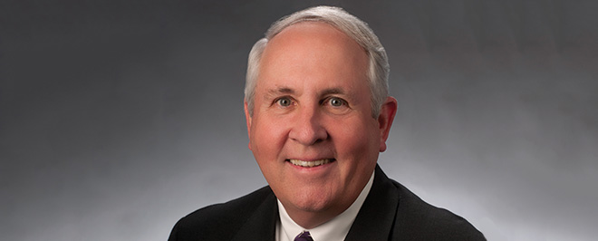 Adcock Reappointed to UCA Board of Trustees