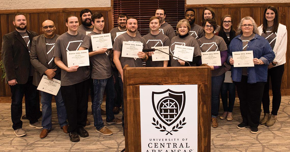 Arkansas Coding Academy Inaugural Class