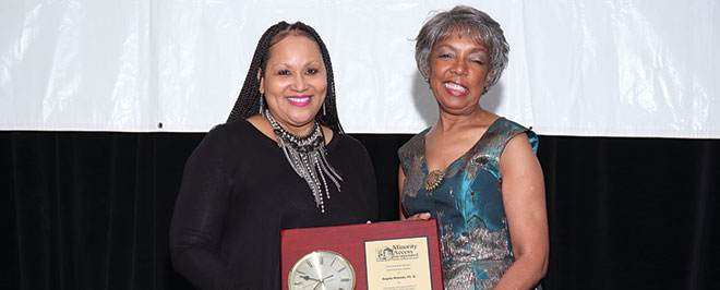 UCA Receives Honor for Commitment to Diversity