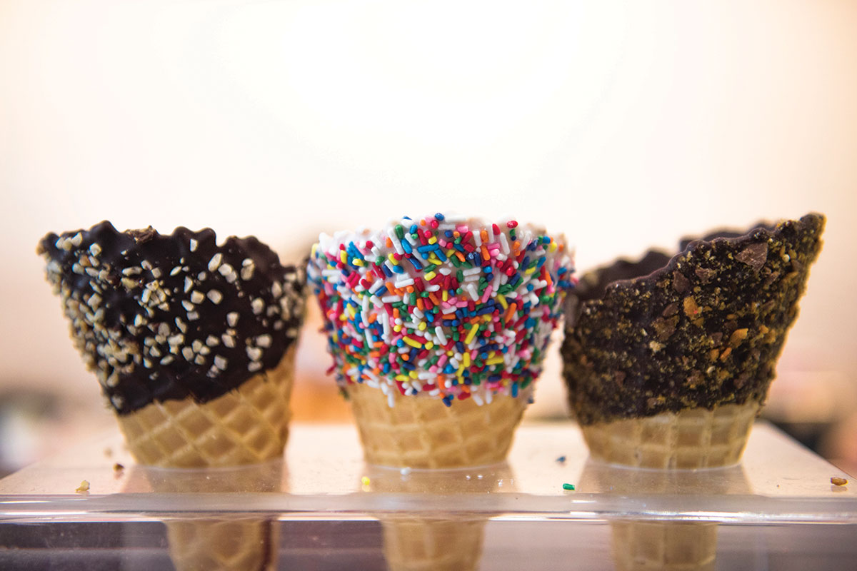 Marble Slab Creamery/Great American Cookies