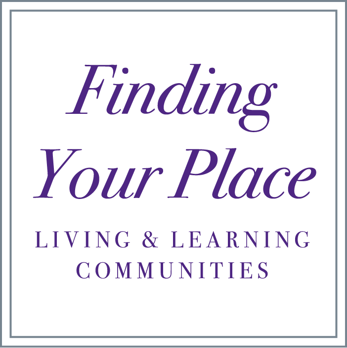 Finding Your Place