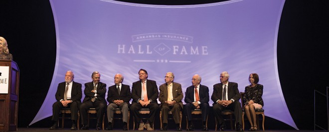 Third Annual Arkansas Insurance Hall of Fame Inducts Class of 2017 Honorees