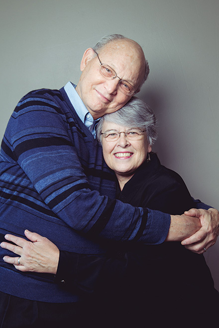Jim and Grace Dickerson