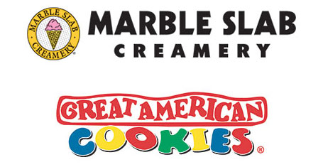 Marble Slab/Great American Cookie