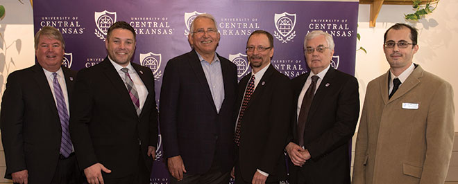Faculty to Receive Support with $300,000 Gift from Charles. D. Morgan