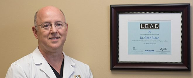 Up Close with Dr. Gene Sloan '80