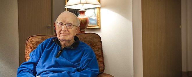 Up Close with H.B. Hardy Jr. '48