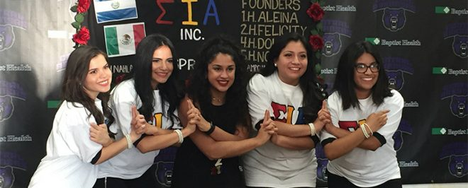 UCA Welcomes First Latina Sorority To Campus