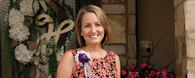 Welcome Reception for Jenny Davis