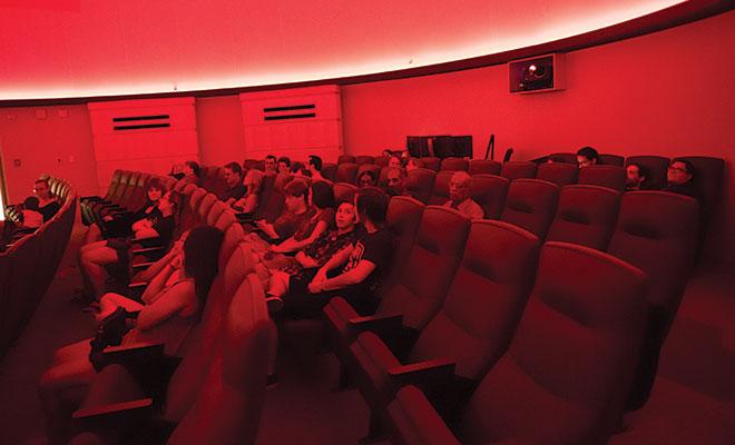 Dr. Edmond E. Griffin Planetarium