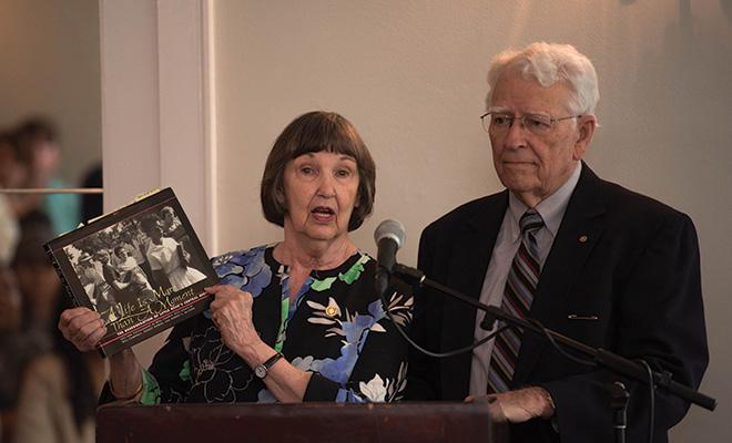 Milton and Claudia Davis