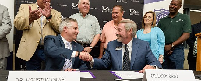UCA, UACCM Establish Bear Partners Program