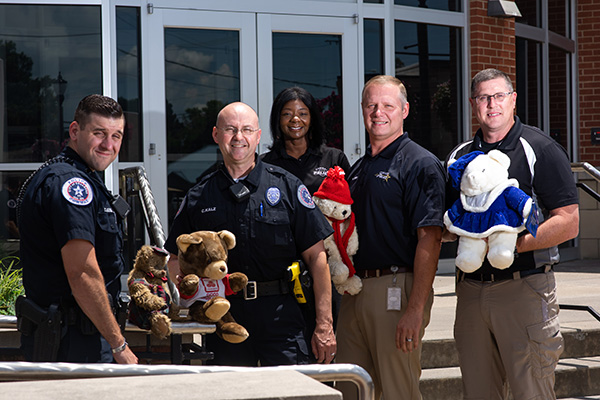 Share-A-Bear Police Officers