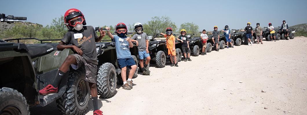 Camp Horton ATV Riders