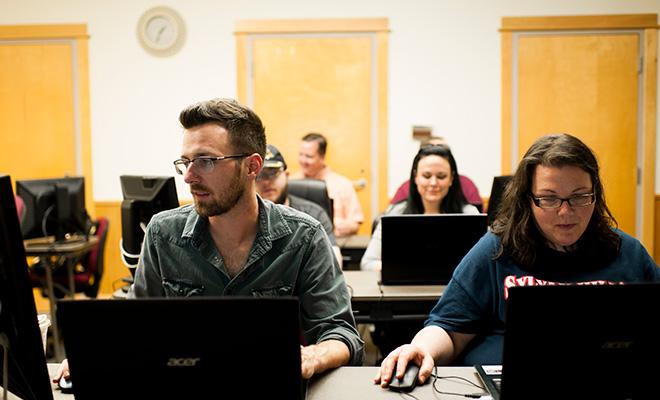 Arkansas Coding Academy Students