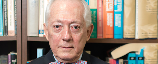 History professor makes UCA history