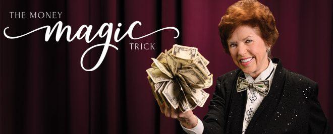 The Money Magic Trick