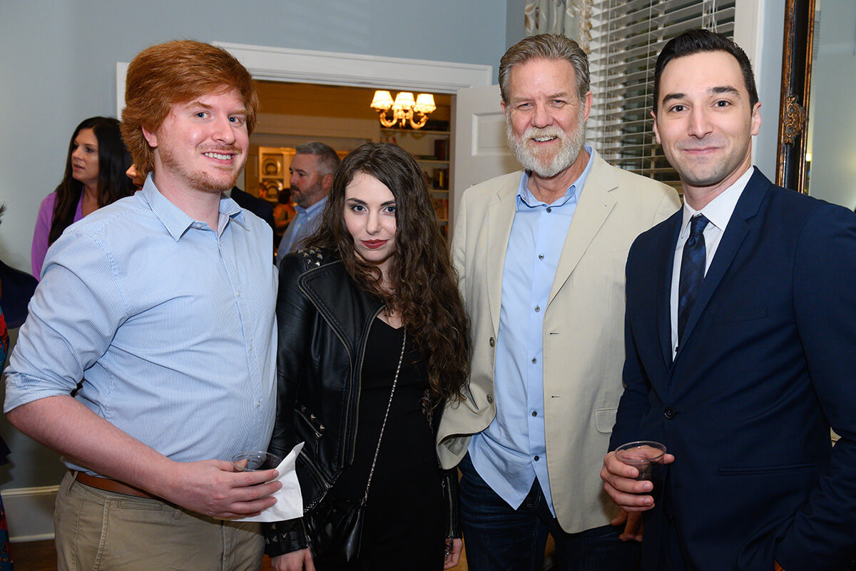 Matthew Maguire; Katie Choate; Barry Clifton; Nick Narcisi