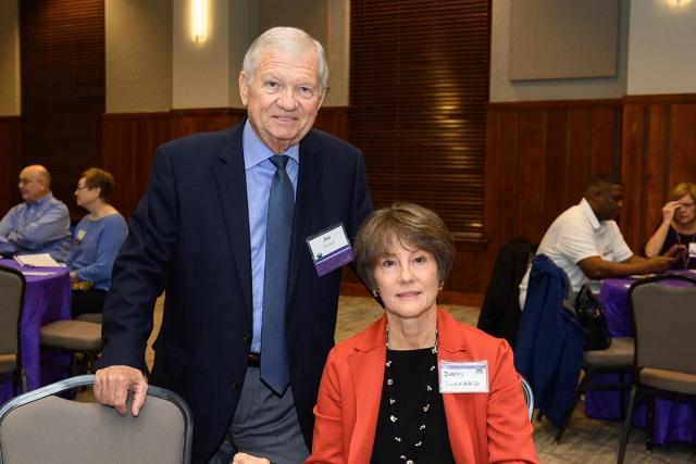 Jim '69 and Deena Bunyard